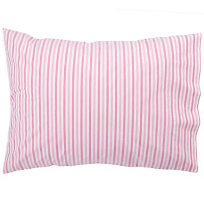 Breezy Stripe Hot Pink Pillowcase