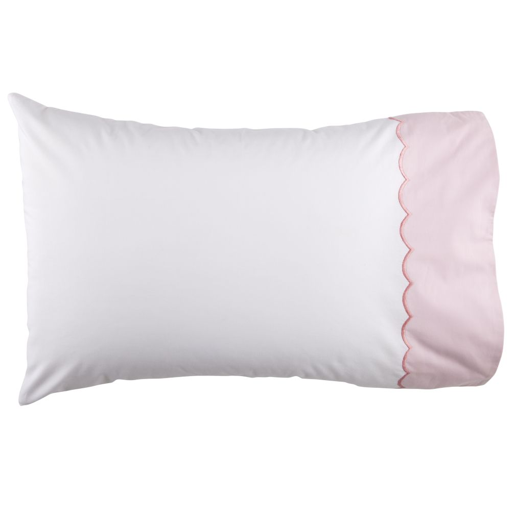 Extended Stay Pink Pillowcase