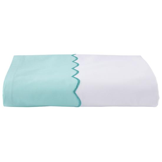 Pinch and Pleat Purple Sheet Set (Twin) in Sheet Sets | The Land ...