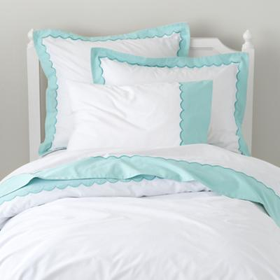 Extended Stay Duvet Cover (Teal)