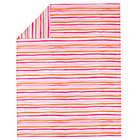 Twin Stripe Fashionista Duvet Cover
