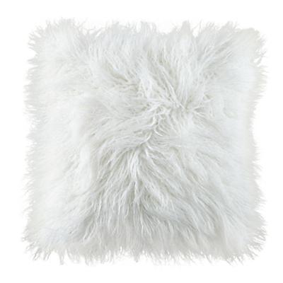 Little Faux Sheep Pillow