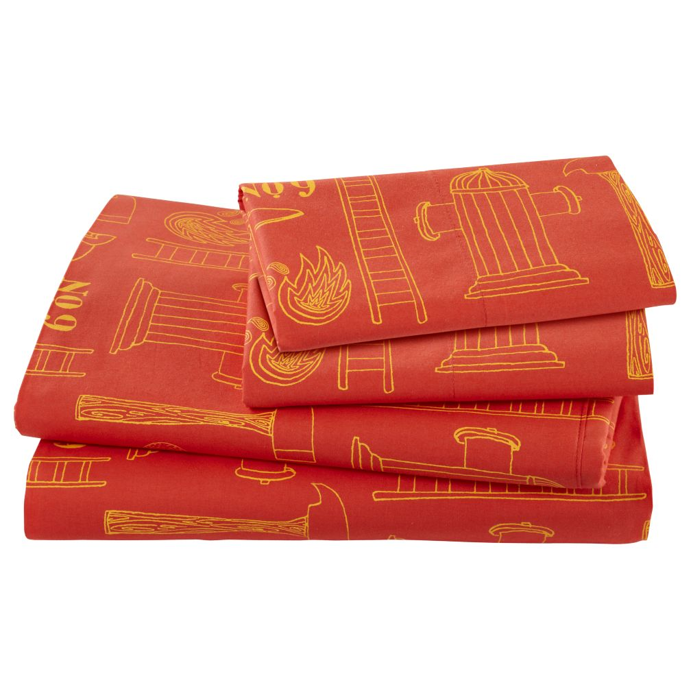 Fire Cadet Sheet Set