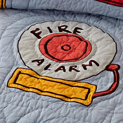 Bedding_Firefighter_Detail03