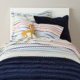 My Fair Isle Flannel Bedding