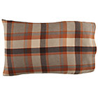 Brown Plaid Flannel Case