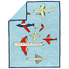 Twin Airplane Quilt