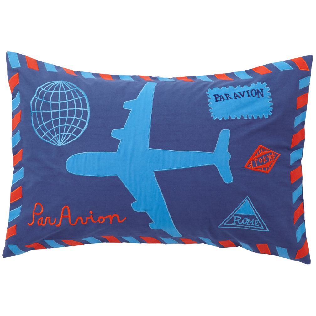 Come Fly With Me Quilted Sham