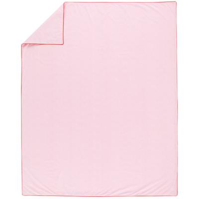 Printed Pink Diamonds Duvet Cover