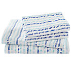 Full High Frequency Sheet Set(includes 1 fitted sheet, 1 flat sheet and 2 cases)