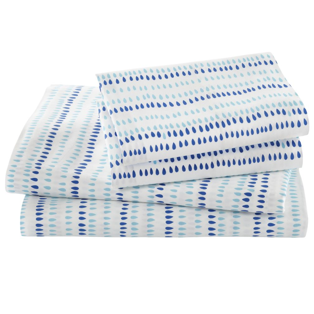 Full High Frequency Teardrop Sheet Set (Full)