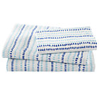 Twin High Frequency Sheet Set(includes 1 fitted sheet, 1 flat sheet and 1 case)
