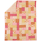 Full-Queen Handpicked Patchwork Quilt