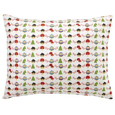 Honey Bunny Print Sham