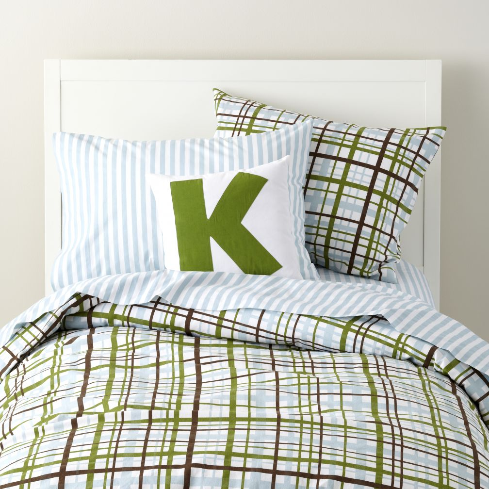 Clothes Make the Kid Duvet Cover