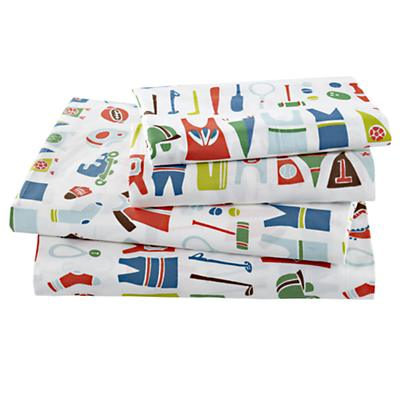 Kids Bedding: Varsity Sports Themed Kids Bedding in Boy Bedding ...