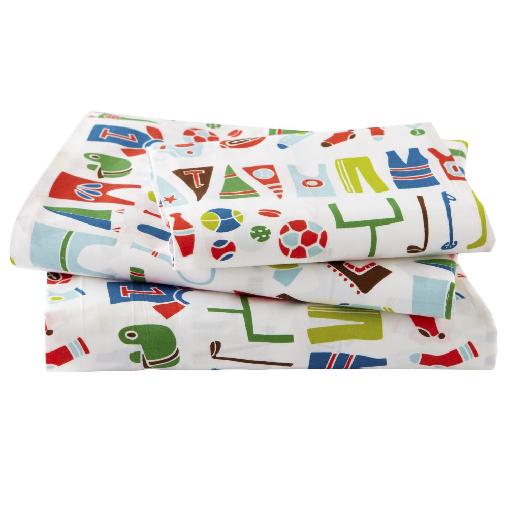 Junior Varsity Sheet Set (Twin)