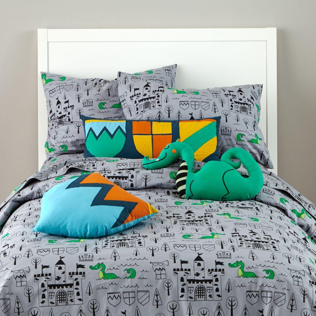 Knighty Night Bedding