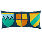 Coat of Arms Throw Pillow