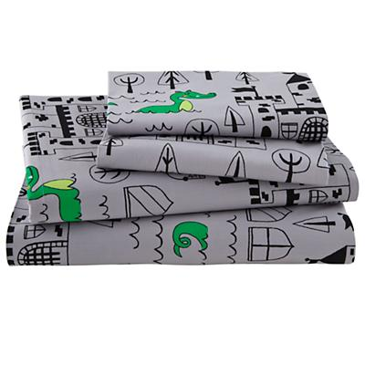 Knighty Night Sheet Set