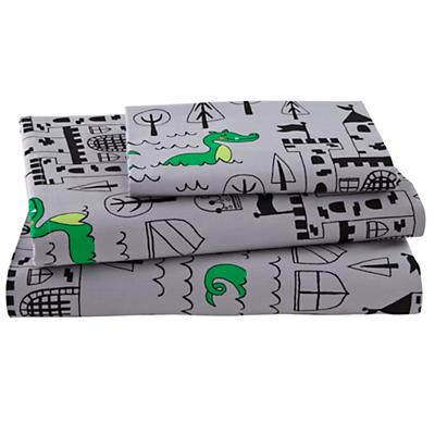 Knighty Night Sheet Set (Twin)