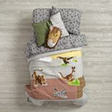 Tawny Scrawny Lion Kids Bedding