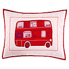 Lately Lily London Bus Sham