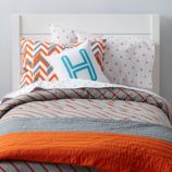 Little Prints Kids Bedding (Orange)