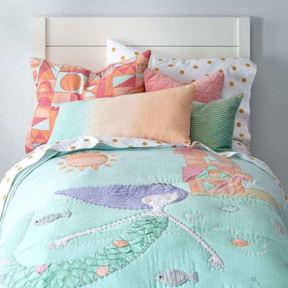 Girls Bedding Sheets Duvets Amp Pillows The Land Of Nod