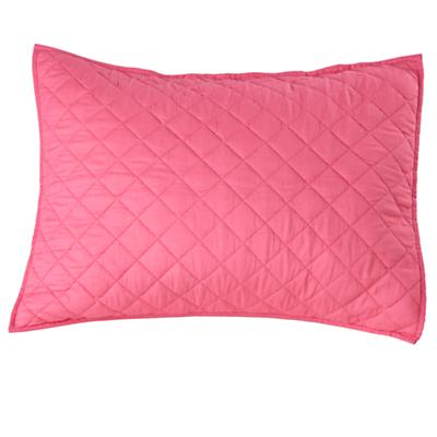 Hot Pink Moving Sham