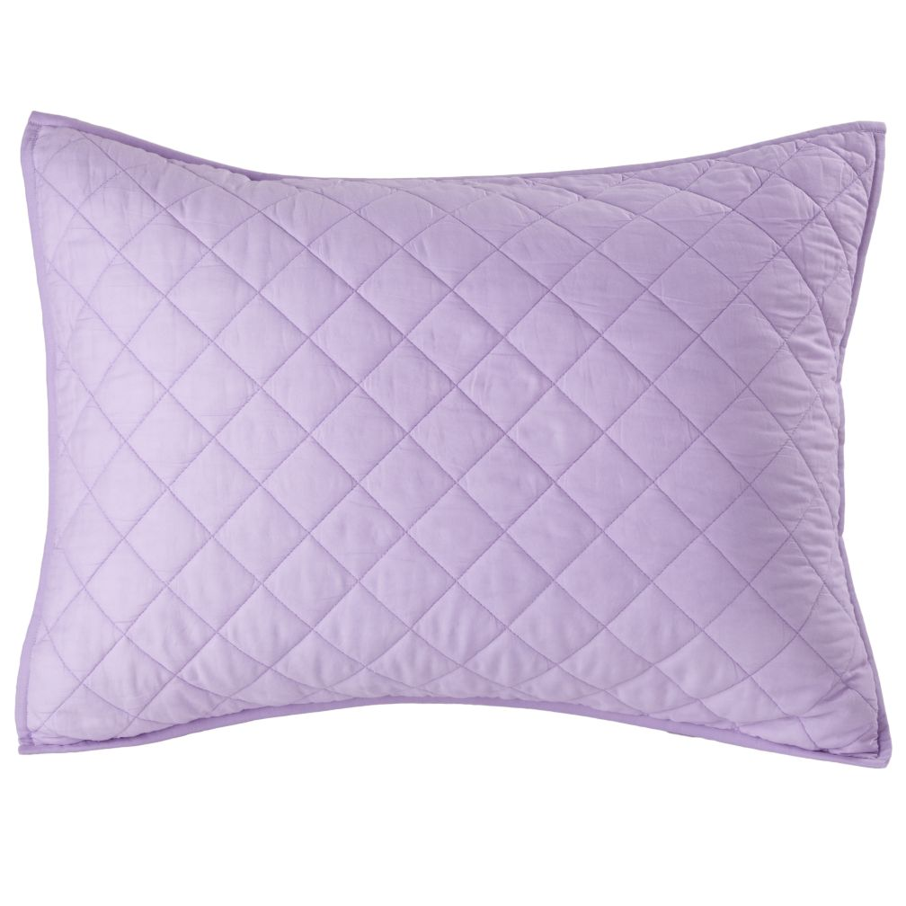 Moving Sham (Lavender)