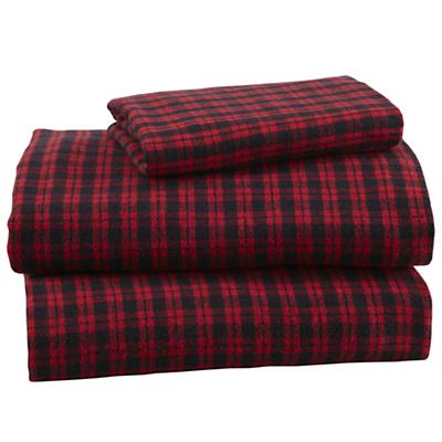 Northwoods Flannel Sheet Set (Twin)