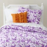 Animales Grficos Bedding (Lavender)
