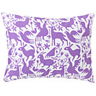 Lavender Animal Sham