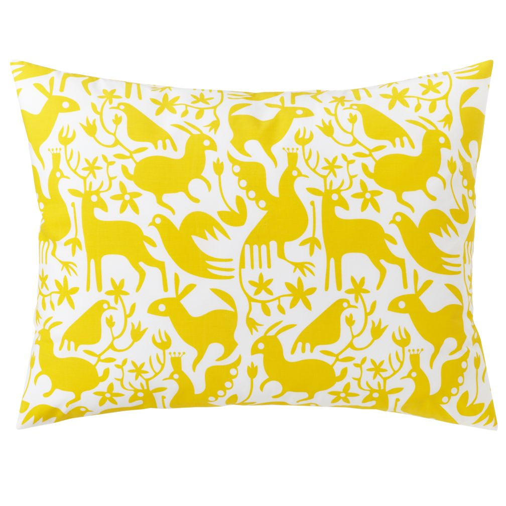 Animales Gráficos Yellow Sham