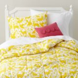 Animales Grficos Bedding (Yellow)