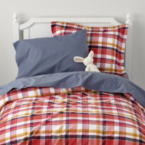 Pick Your Plaid Bedding (Pink)