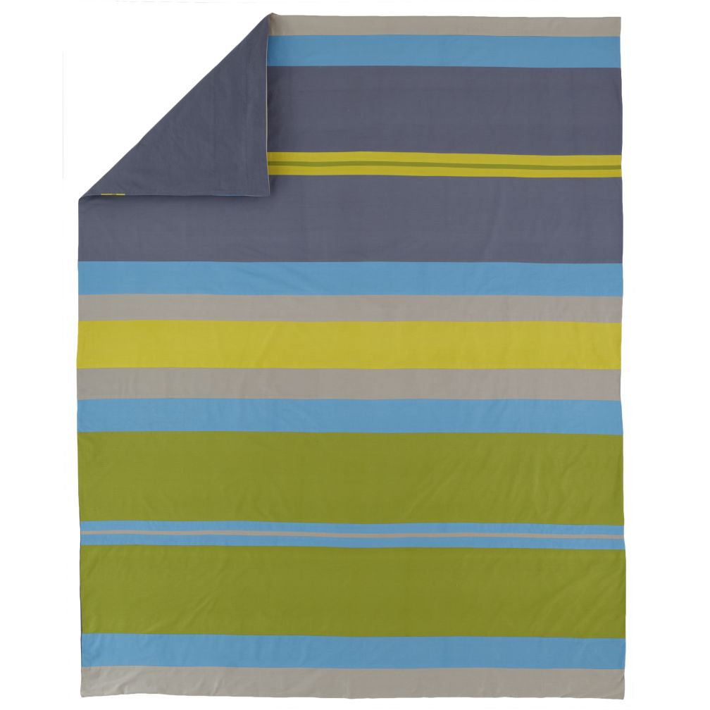 Parallel Bars Duvet Cover (Twin)