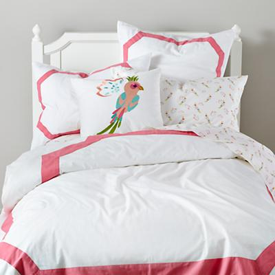 Bordeaux Duvet Cover (Pink)