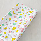 Multi Heart Changing Pad Cover