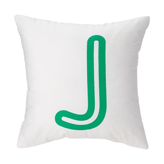 Throw Pillows With Letters : Throw Letters images