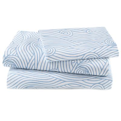 Catch the Waves Sheet Set (Twin)