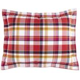 Pick Your Plaid Sham (Pink)