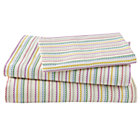 Twin Princess and the Pea Sheet Set(includes 1 fitted sheet, 1 flat sheet and 1 case)