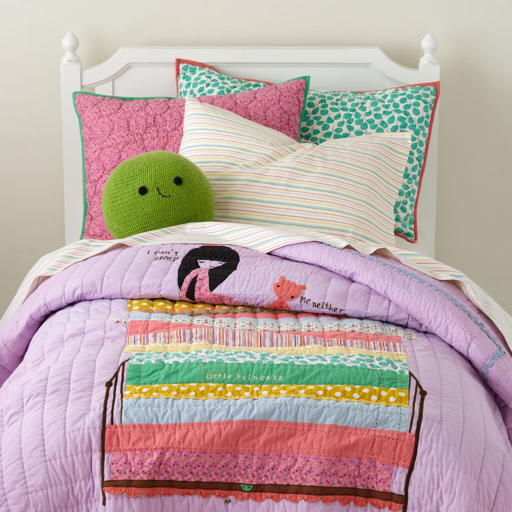 Princess and the Pea Quilt