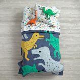 Retro Reptile Bedding
