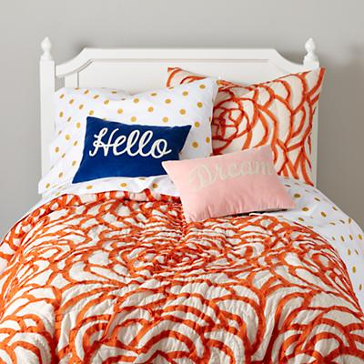 Rose Ribbon Bedding