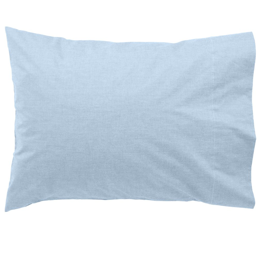 Blue-Eyed Pillow Case
