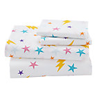 Full Save the Day Girl Sheet SetIncludes fitted sheet, flat sheet and two pillowcases