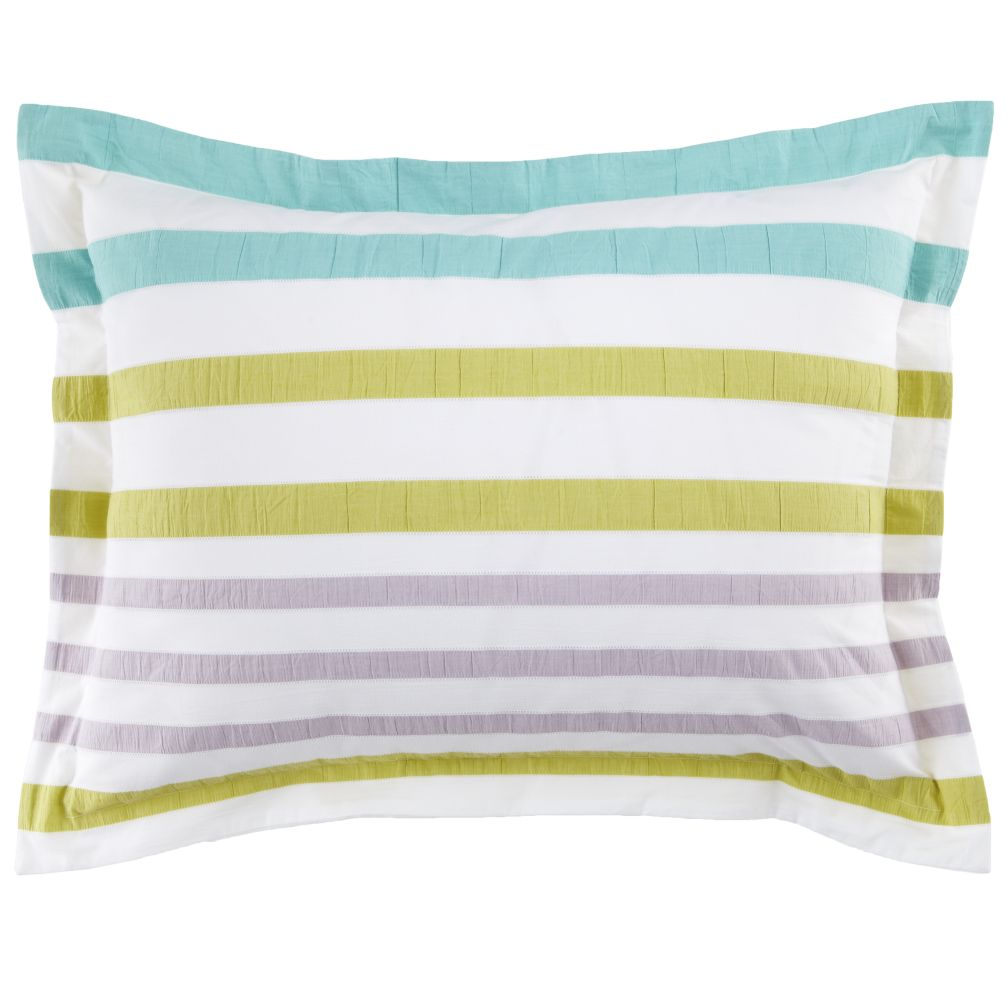 Sherbet Stripes Sham